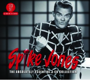 Spike Jones - My Man