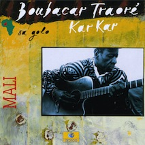 BOUBACAR-TRAORE -KAR -KAR