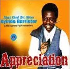 SikiruAppreciation