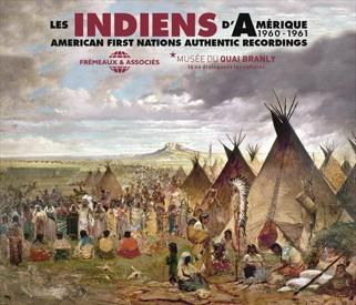 INDIANS-AMERIQUE2CD