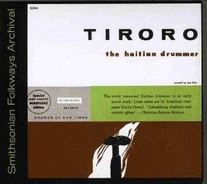 TIRORO-HAITIAN-DRUMMER