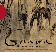 GNAWA- HOMME-SONGS