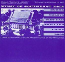 MUSIC-SOUTHEAST-ASIA-FOLKWAYS