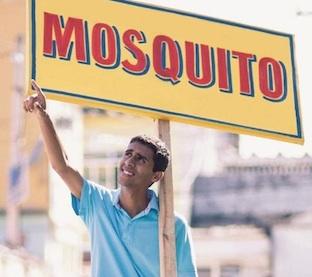 MOSQUITO-O-SORTE